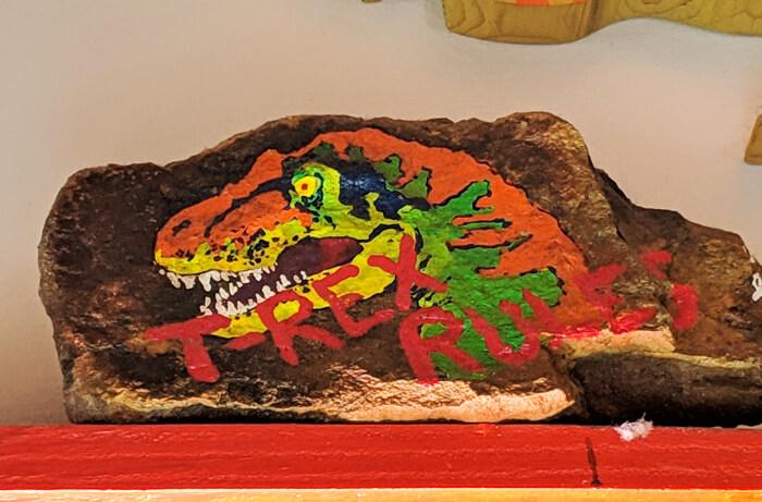 Dinoland rocks