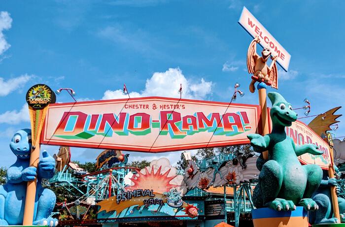 Dino-Rama