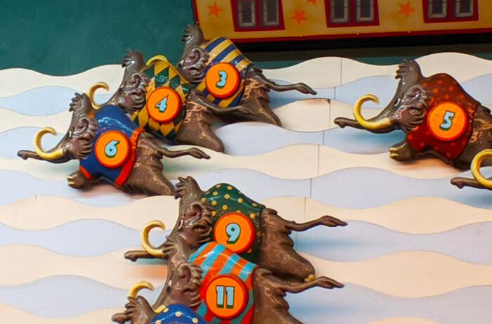 Dino-Rama games