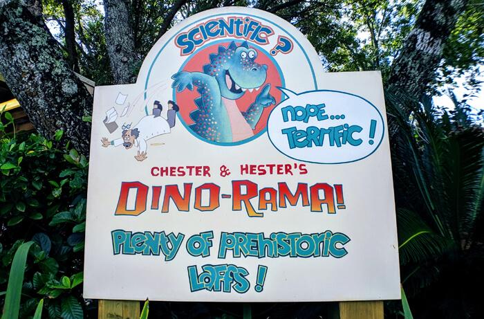 Dinoland feud