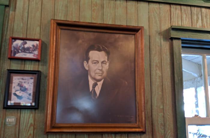 benefactor Mr. Clarence P. Wilkerson
