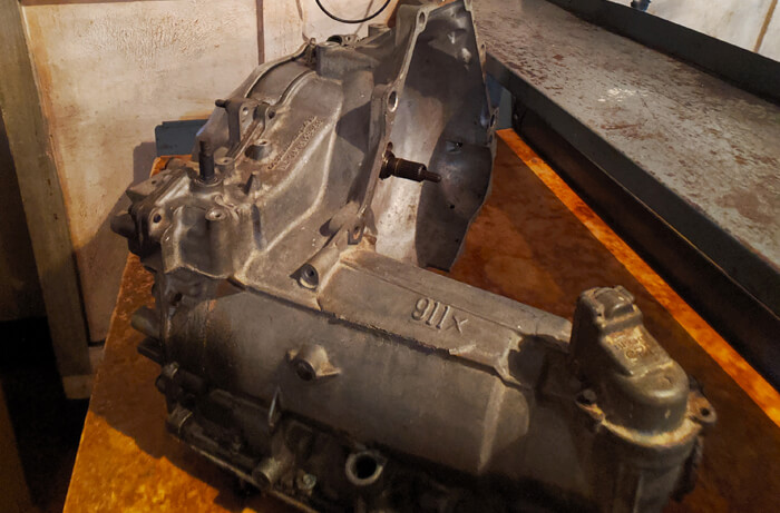 maintaining service engine