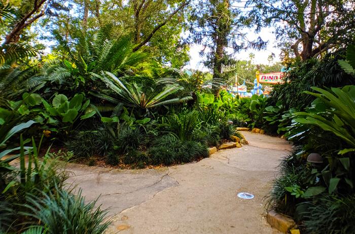 Cretaceous Trail